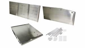 WINGS UNLIMITED #WU00014 Top Wing Flat Super Side Board