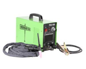 WOODWARD FAB #TIG-180 Tig Welder 220V Welds Up To 3/8in Steel