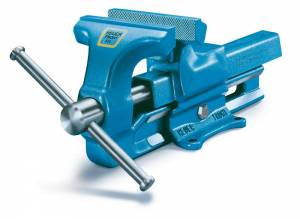 WOODWARD FAB #VH100120 120Mm Bench Vise 4-3/4in