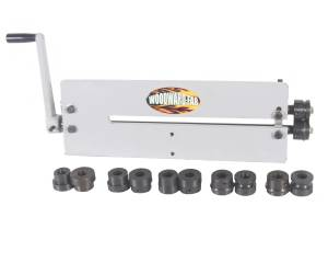 WOODWARD FAB #WFBR6 Manual Bead Roller Kit 18in Throat