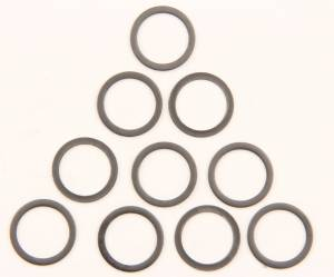XRP-XTREME RACING PROD. #700000 Repl Crush Washer for 9/16-24 Adapter (5pk)