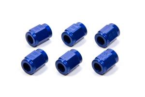 XRP-XTREME RACING PROD. #981803-6 #3 Tube Nut 6 Pk