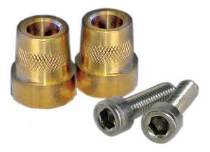 XS POWER BATTERY #586 Tall Brass Post Adaptors 6mm