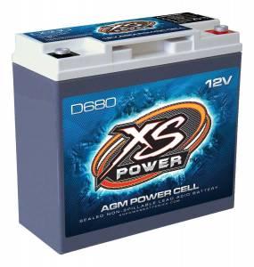 XS Power AGM Battery 12 Volt 150A CA