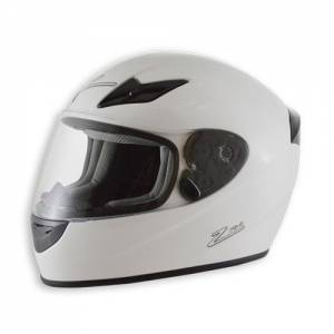 ZAMP #H045001S Helmet FS-8 Full Face White Small * Special Deal Call 1-800-603-4359 For Best Price