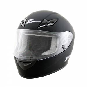 Helmet FS-8 Full Face Matte Black Medium
