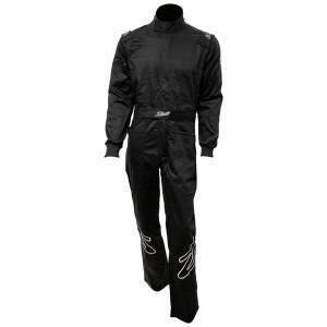 ZAMP #R010003XXXL Suit Single Layer Black XXX-Large