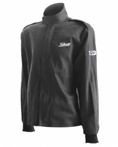 ZAMP #R01J003S Jacket Single Layer Black Small