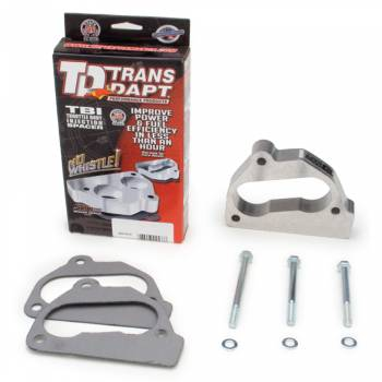 TRANS-DAPT #2633 SBC 86-92 TBI OPEN SPACER