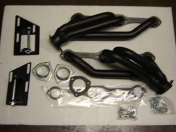 CAR SHOP INC # S10 S15 Blazer Sonoma Jimmy V8 4x4 Engine Swap Kit SBC Headers Mounts