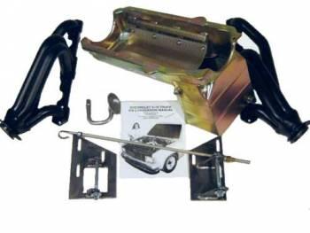 CAR SHOP INC #2520 S10 V8 4WD Swap Kit