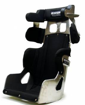 ULTRA SHIELD #FC620T Seat 16in FC1 20 Deg 1in Taller w/Black Cover