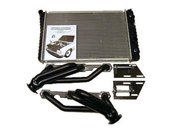 CAR SHOP INC #2500 S10 V8 2WD Swap Kit