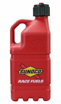 SUNOCO RACE JUGS #R7500RD Red Sunoco Race Jug GEN 3 Threaded Vent