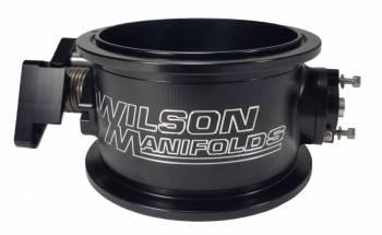 WILSON MANIFOLDS #471123VHB 123mm Throttle Body 5.000 OD V-Band Base