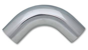 VIBRANT PERFORMANCE #2976 Tubing 90 Degree Elbow Aluminum Polished  5in