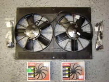 CAR SHOP INC # Fan Kit S10 Less Radiator