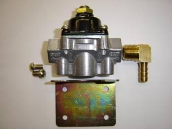 CAR SHOP INC #2354 Fuel Pressure Regulator with Bypass