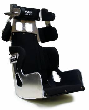 ULTRA SHIELD #FCLM620T Seat 16in FC1 LM 20 Deg 1in Taller w/Black Cover